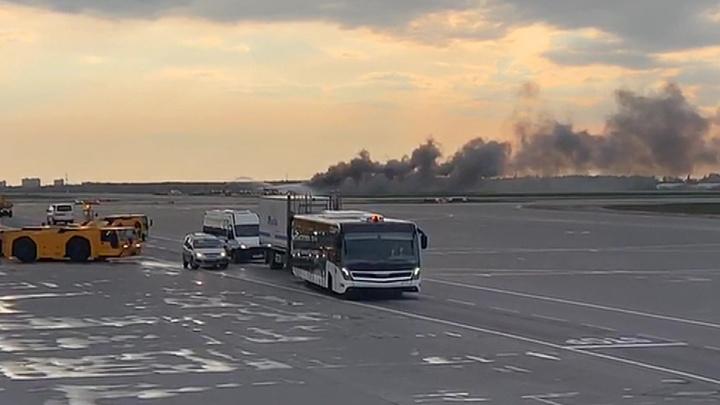 Расследование крушения лайнера SSJ100 может занять от года до полутора лет