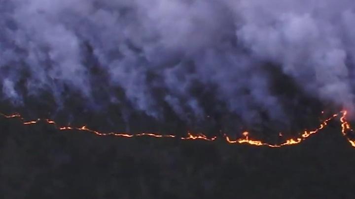 Сибирскими пожарами займутся следователи и шаманы