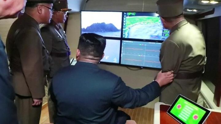 КНДР вновь запустила ракеты малой дальности