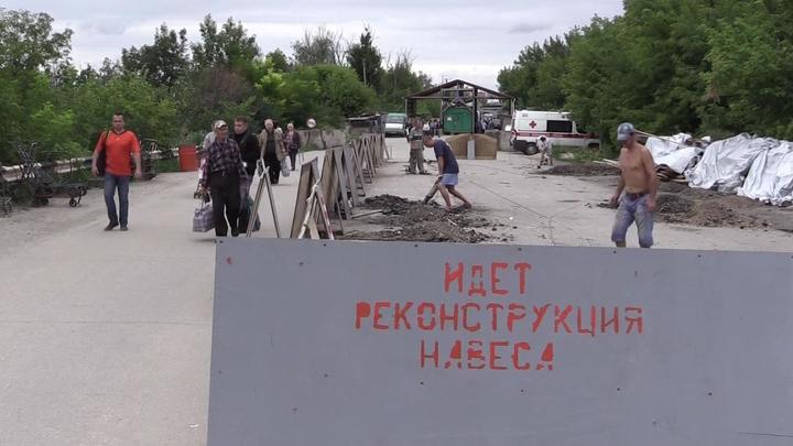 Работы идут осторожно: как проходит разминирование моста в станице Луганской