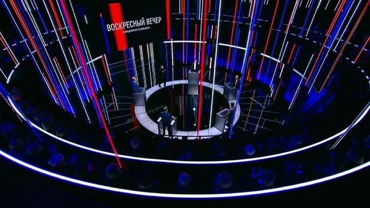 Вечер с Владимиром Соловьевым. Эфир от 5 августа 2019 года