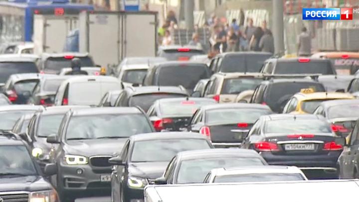 Дорожные камеры проверят у столичных водителей наличие полиса ОСАГО