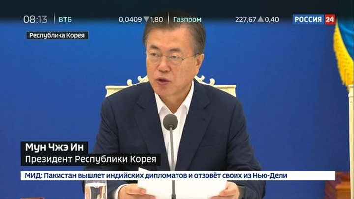 Президент Южной Кореи предложил запретить есть мясо собак