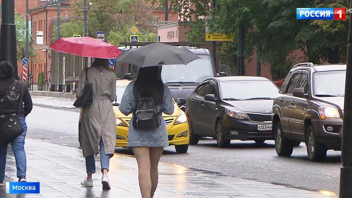 Штормовое предупреждение в столице: угроза сильного ветра сохраняется