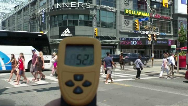 Июль признали самым жарким в истории