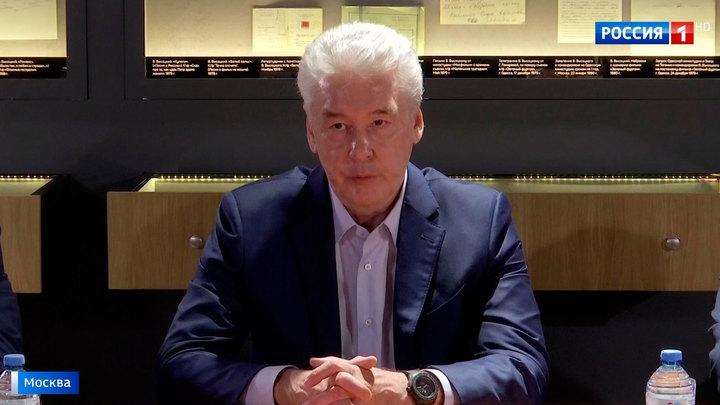 Собянин рассказал о строительстве современного хранилища для столичных музеев в Новой Москве
