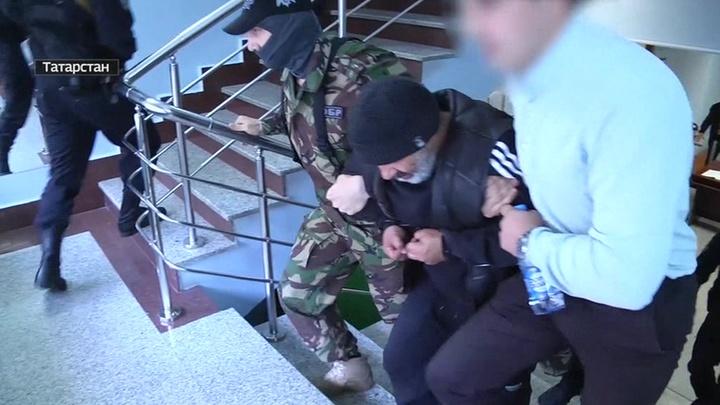 Криминальный авторитет Рашид Джамбульский задержан в Татарстане