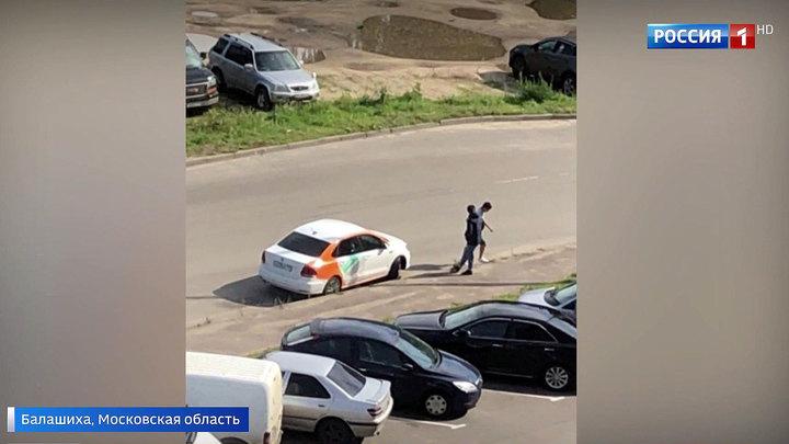 Гонки на машине каршеринга в Балашихе: подростки воспользовались аккаунтом знакомого