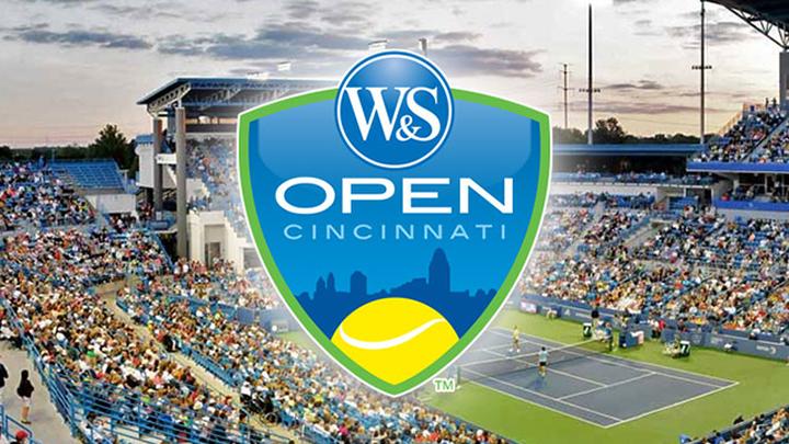 Теннисный турнир в американском Цинциннати