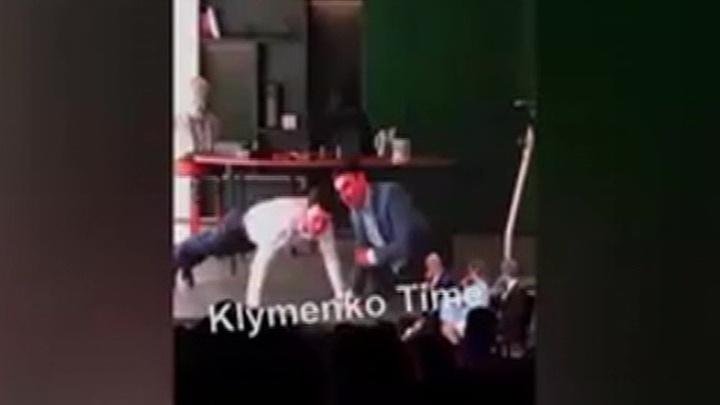 """""""Квартал 95"""" назначил штатного двойника Зеленскому"""