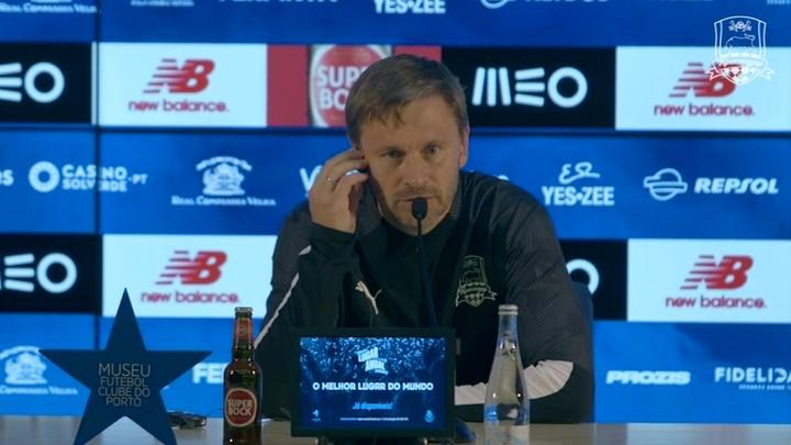 """Тренер """"Краснодара"""" Матвеев: быстрый гол повлиял на исход противостояния с """"Порту"""""""