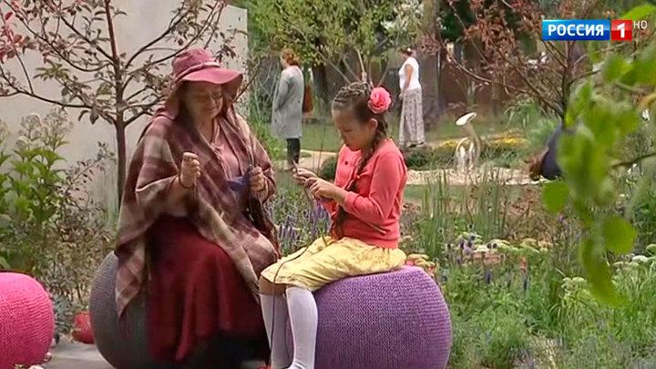 """""""Сады и люди"""": на ВДНХ открывается фестиваль ландшафтного искусства"""