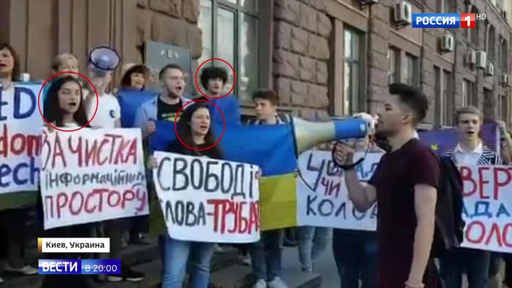 Пока Зеленский пытается уволить Кличко, в Раде снова спорят о русском