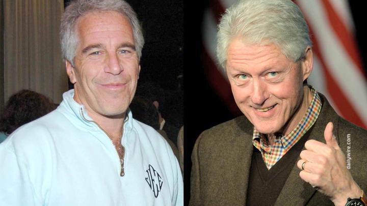 """""""Он бывал в самолете Эпштейна 27 раз"""": Трамп обвинил Билла Клинтона во лжи"""