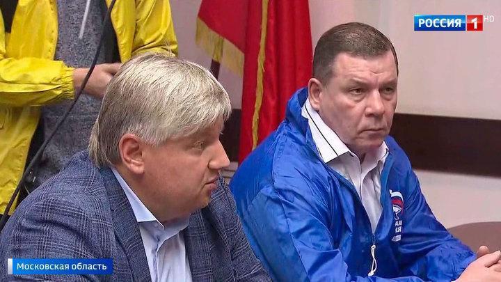 Масштабная проверка: Минэкологии и Росприроднадзор обследуют территорию у аэропорта Жуковский