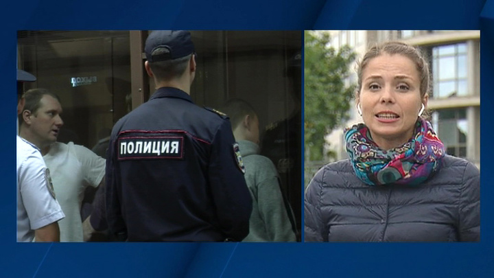Украинцы, задержанные в Керченском проливе, будут ждать суда в СИЗО до конца октября