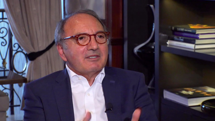Альдо Каркачи: в Бельгии много инвесторов, которых привлекает Россия