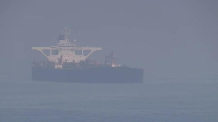 Американский суд выдал ордер на арест иранского танкера Grace 1
