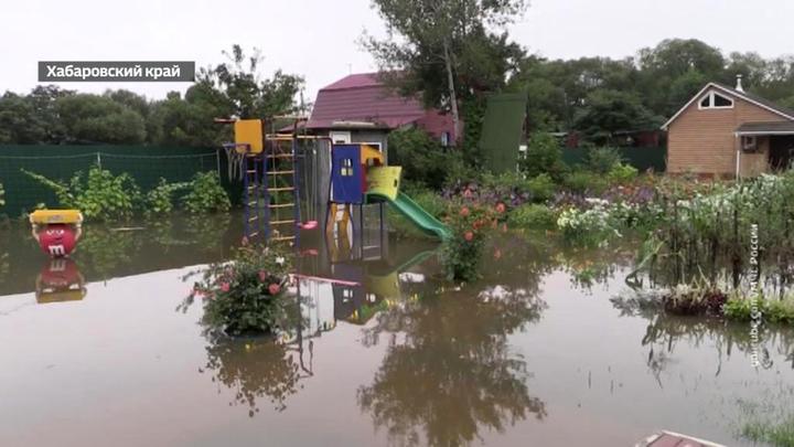 """Очередная """"всеобщая тревога"""" от МЧС: по Приморью прошелся тайфун"""