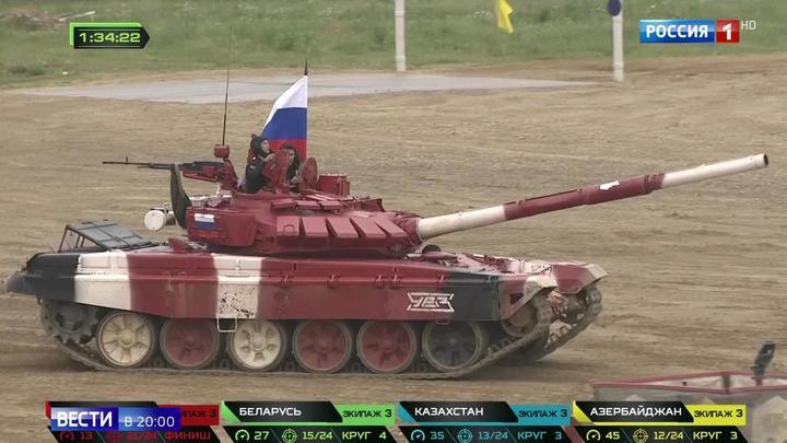 АрМи-2019 завершились триумфом российской команды