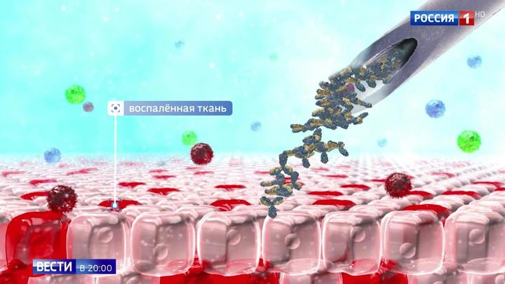 Российские ученые создали уникальный препарат для лечения аутоиммунных заболеваний