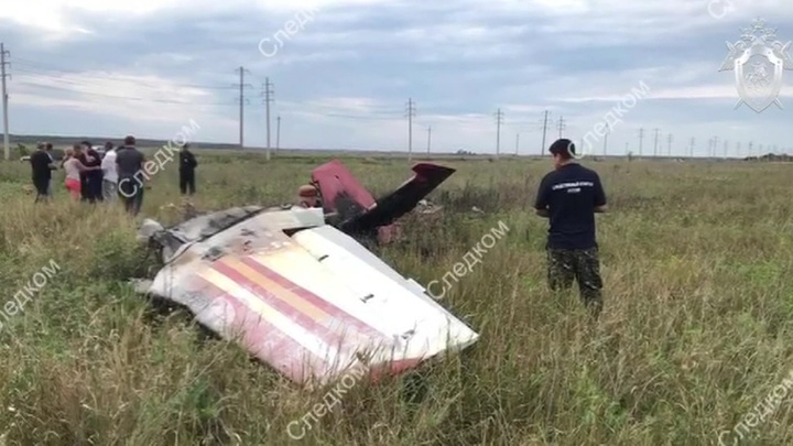 Самолет загорелся в воздухе: погибший пилот Яка выполнял фигуры высшего пилотажа