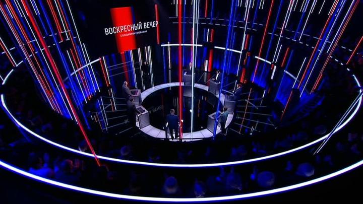 Вечер с Владимиром Соловьевым. Эфир от 19 августа 2019 года