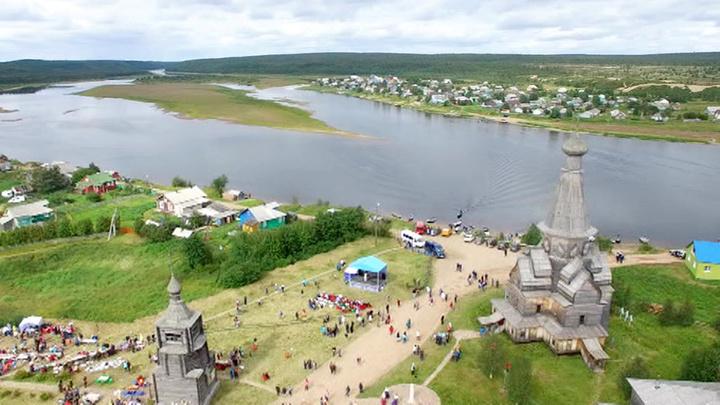 Село Варзуга отметило шестивековой юбилей