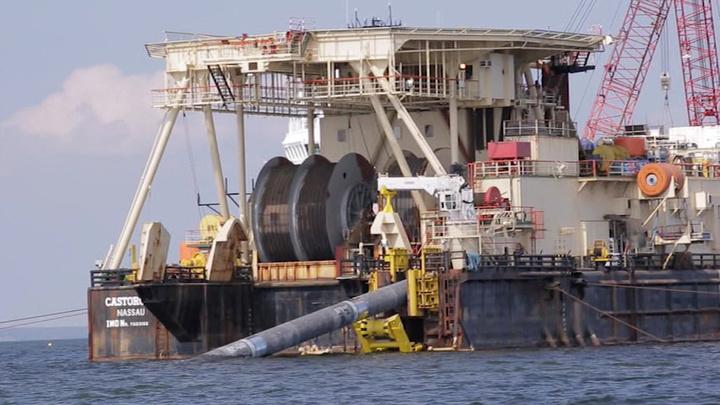 """Компания-оператор """"Северного потока-2"""" обещает, что газ пойдет в Европу до Нового года"""