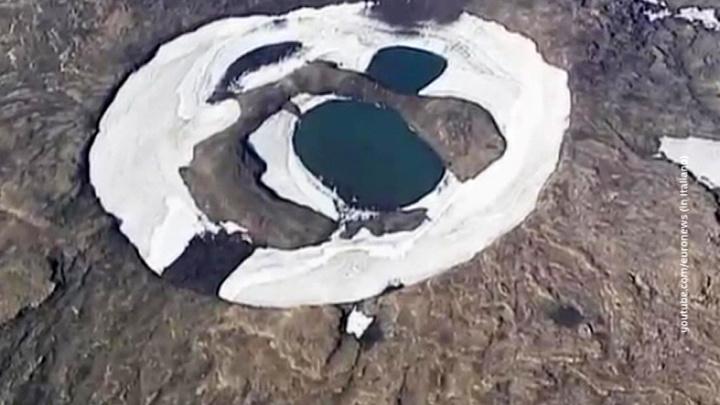 Из-за потепления на Аляске умирает лосось, а в Исландии попрощались с ледником