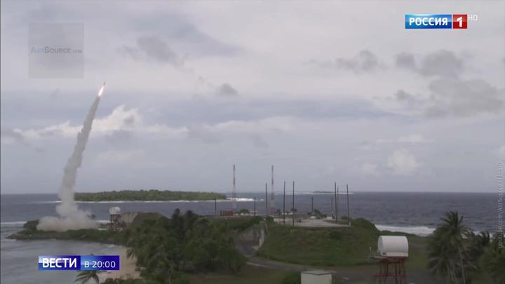 Запустив ракету, США обвинили РФ в разработке аналогичного оружия