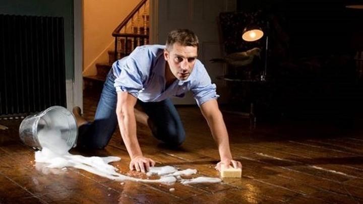 Что умеет делать по дому ваш мужчина?