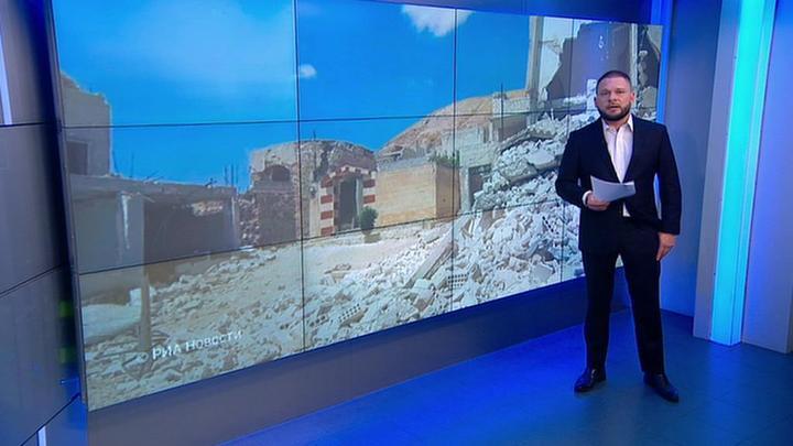 Сами напросились. Сирийская армия вышибла террористов из очередного города