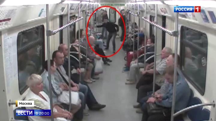 Самые опасные места в метро. Как не стать жертвой карманников