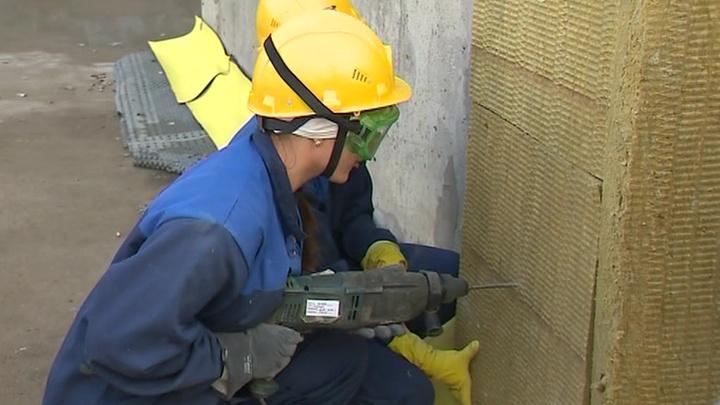 Более трехсот стройотрядовцев прошли этим летом через стройку ЛАЭС