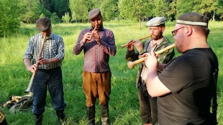 Рожечники в Григорцево. Фотография Олега Щукина