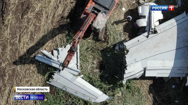 Севший в кукурузу самолет А321 начали вывозить по частям