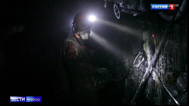 """""""Просто чушь какая-то"""": Путин приказал разобраться с проблемами шахтеров"""