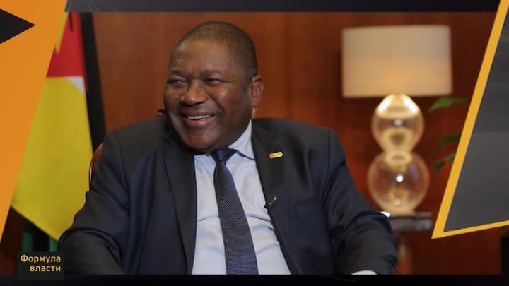 Формула власти. Президент Мозамбика Филипе Ньюси