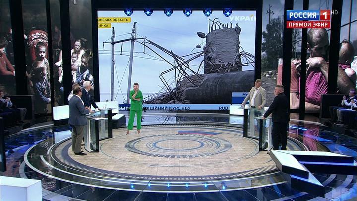 60 минут. Украинские националисты предложили отделить Россию рвом с водой и проволокой