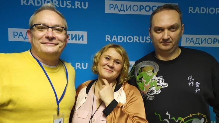 Вячеслав Коновалов, Александр Куланов и Ольга Максимова
