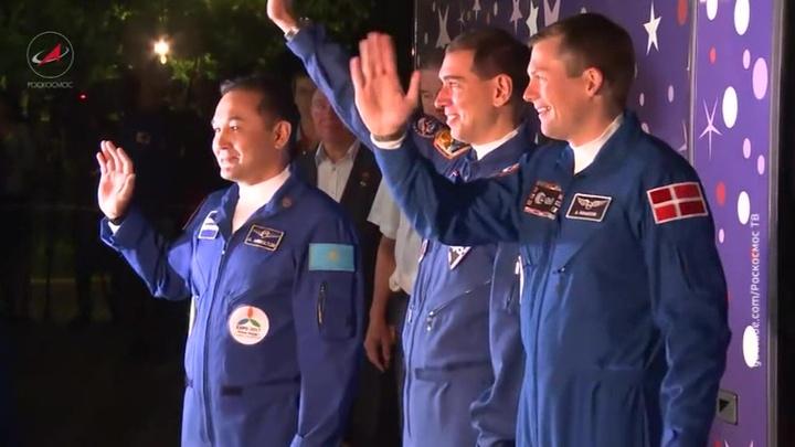 Скафандр без ширинки: космонавты изменят гагаринской традиции