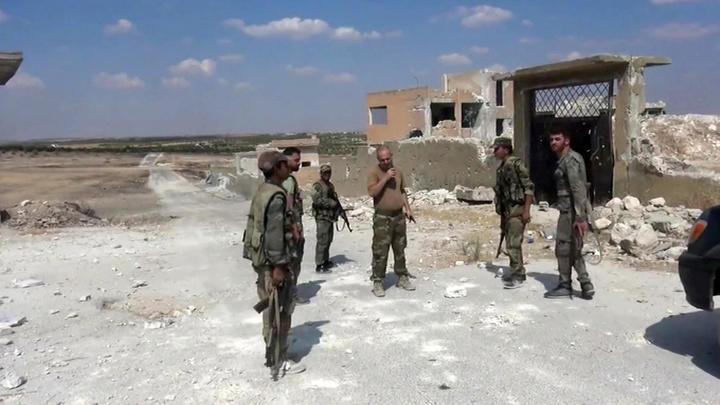 Сирийская армия отбила атаку террористов под Идлибом
