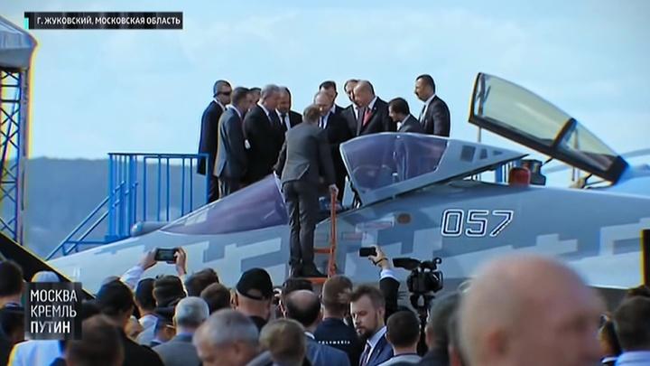 Москва. Кремль. Путин. Эфир от 2 сентября 2019 года