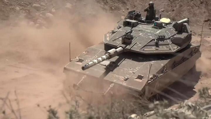 Два часа канонады: противостояние на ливано-израильской границе