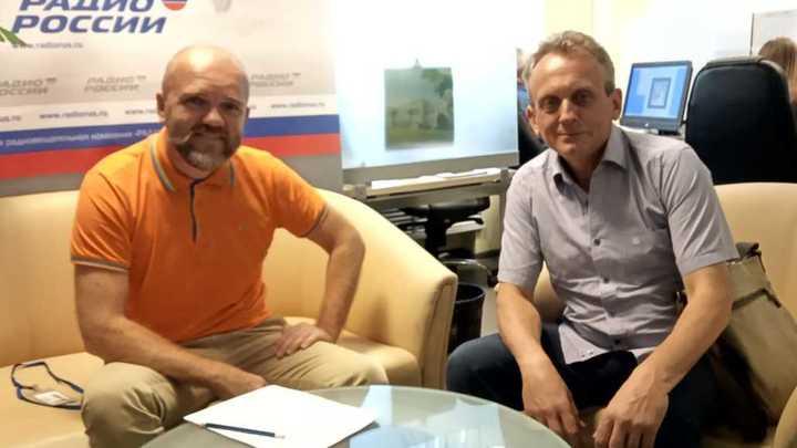 Алексей Гиппиус и Дмитрий Конаныхин