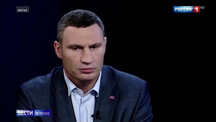 От шуток к делу: мэр-боксер проиграл бой за Киев, но обещал вернуться
