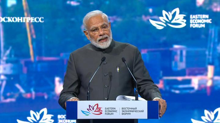 Нарендра Моди пригласил 11 дальневосточных губернаторов в Индию