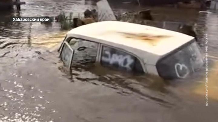 Пятый подряд: Дальний Восток терзают тайфуны