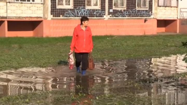 В Приамурье увеличилась зона паводка